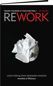 Rework, Entrepreneurship, Management