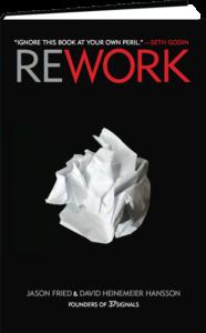 Rework, Entrepreneurship, Management