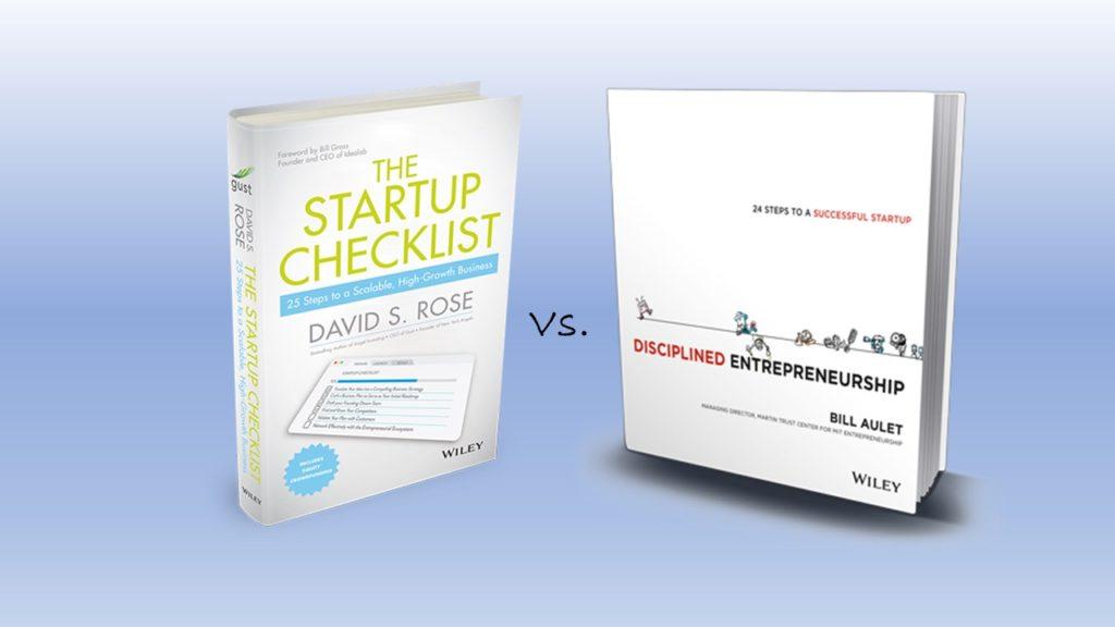 starups entrepreneurship sucsess checklist